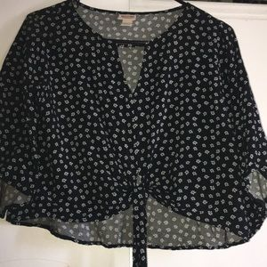 A perfect fall blouse